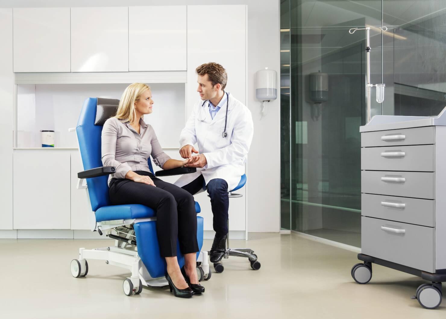 medisch meubilair tabouretten en werkstoelen