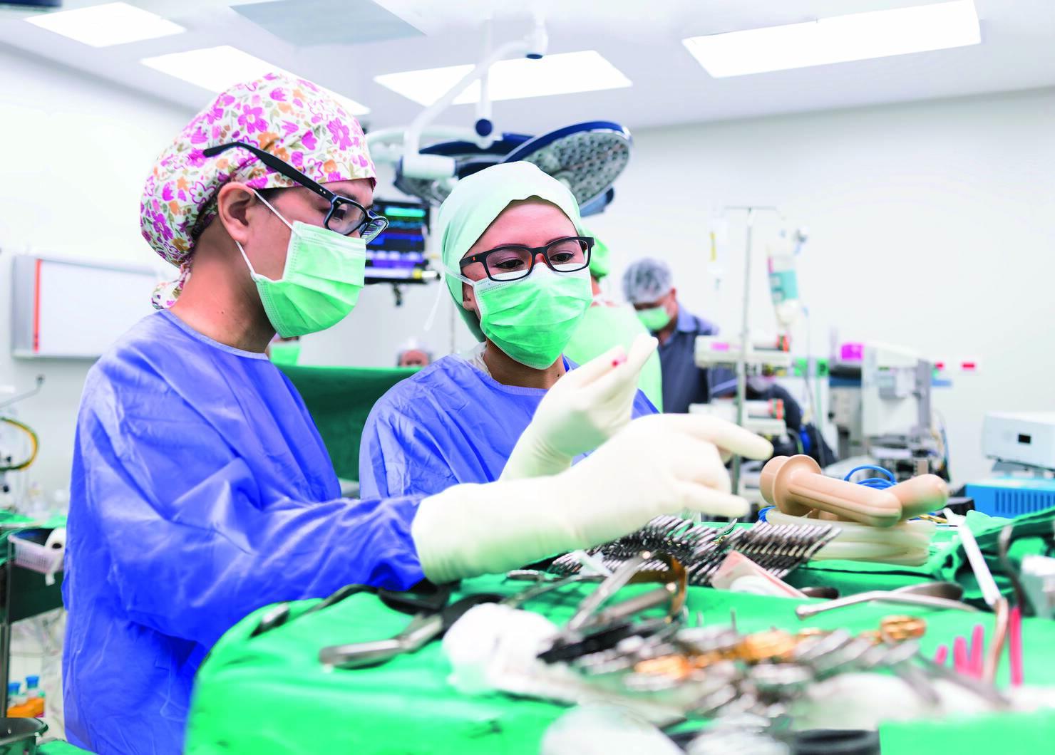 Stöpler propose des solutions haut de gamme pour les salles d'opération