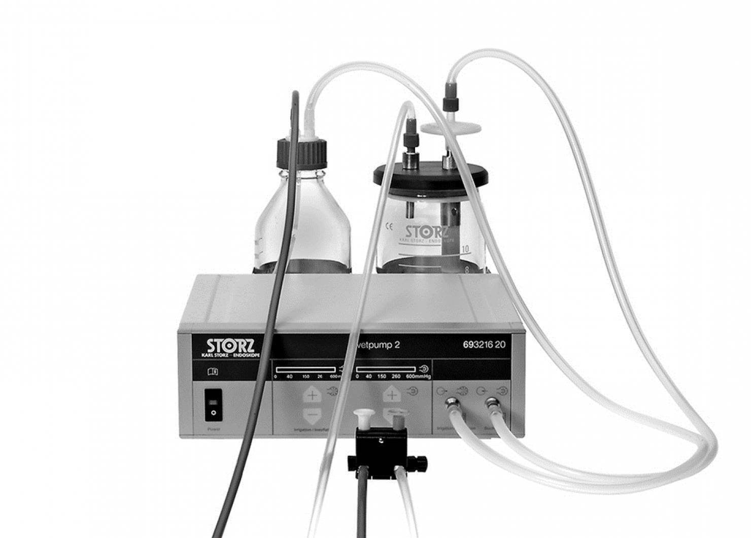 Endoscopen pompen