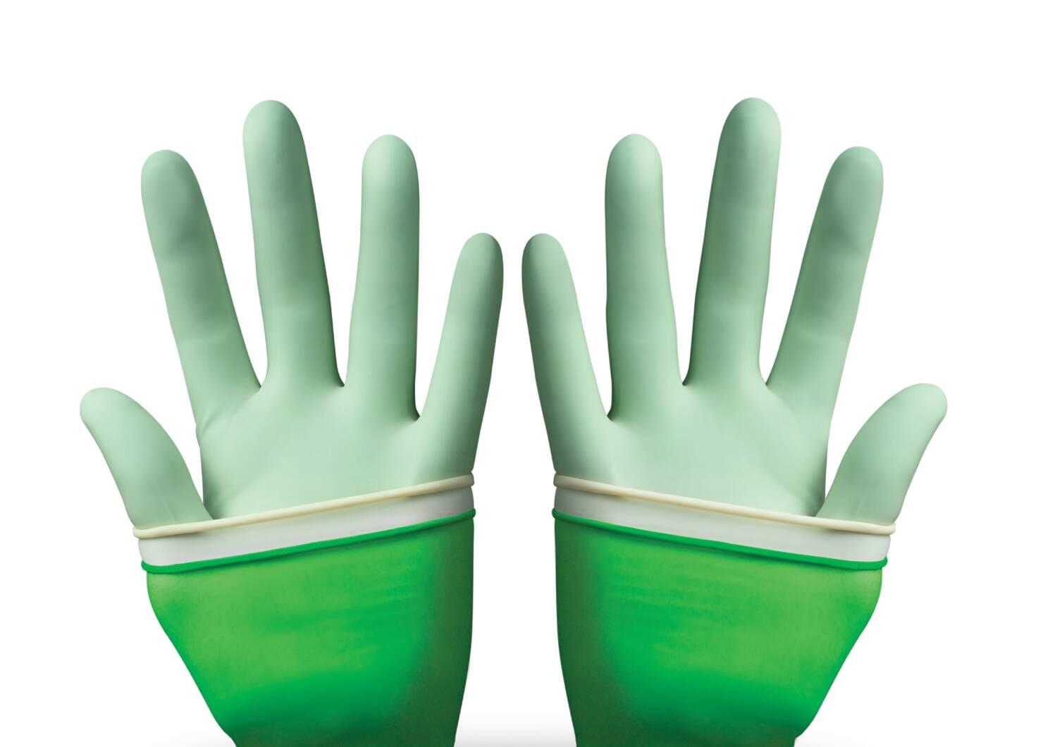 chirurgische handschoenen