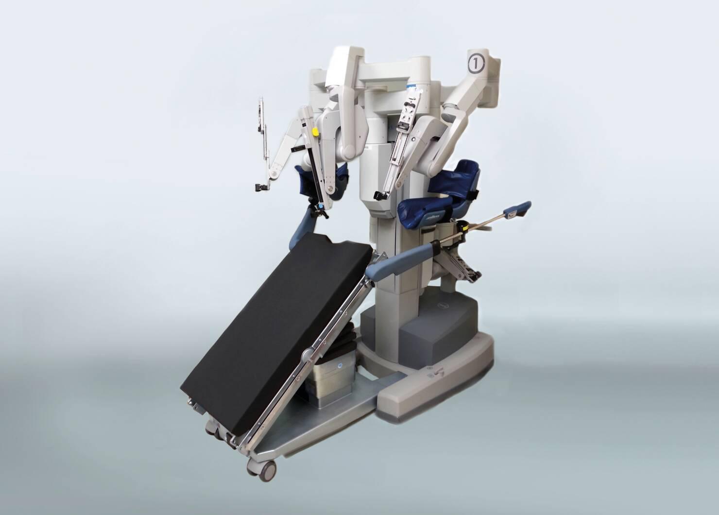 Trumpf TruSystem 7000 Da Vinci operatietafel