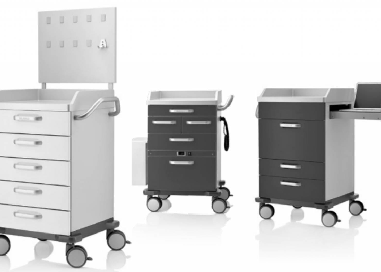 medisch meubilair behandelwagens