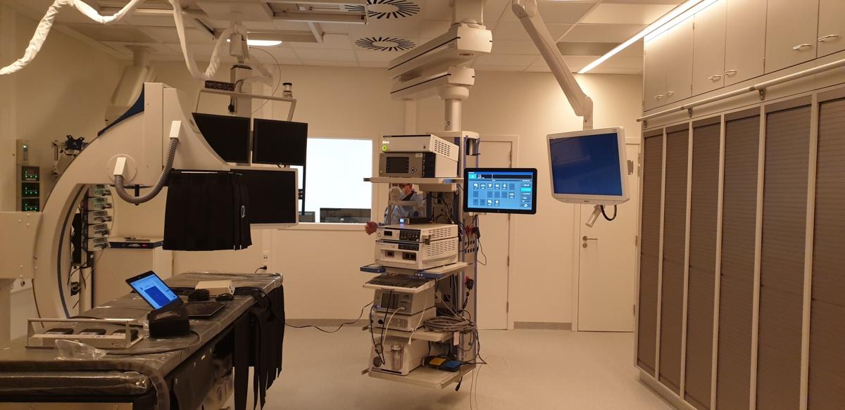 Endoscopie Unit UZ Brussel