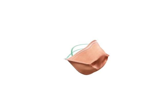 FFP2 Ademhalingsbeschermingsmasker oranje(10x50st)