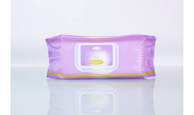 Cocune - Lingettes Humidifiant