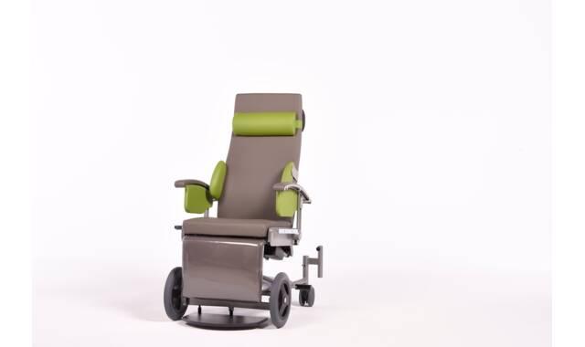 Greiner - Patiëntentransportstoel Carryline