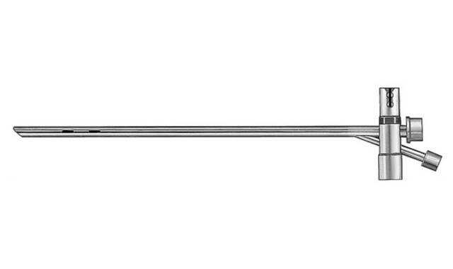 Bronchoscoop 3.5mm, l. 30cm