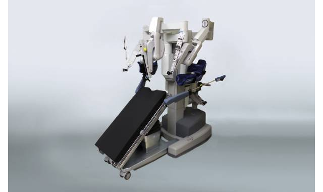 TruSystem 7000 da Vinci operatietafel (mobiel)