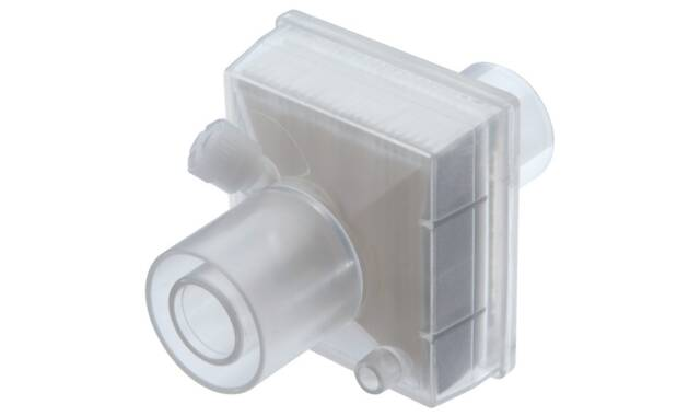 Gasfilter, wit, per 25 stuks