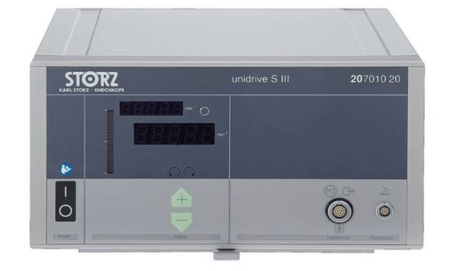 KARL STORZ UNIDRIVE®S III, motor system</br>