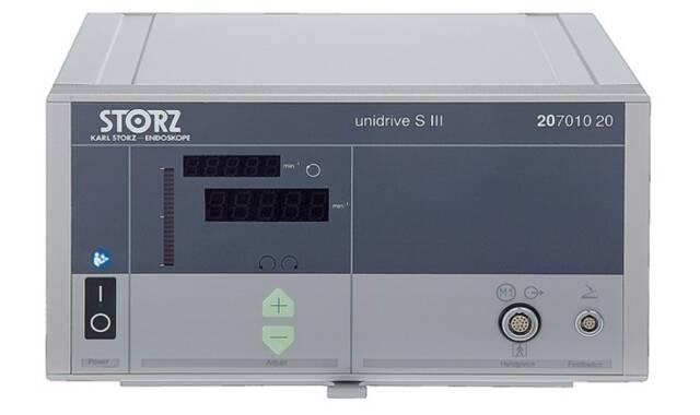 Unidrive S III SCB, motorsysteem gyn set