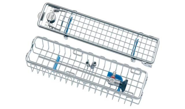 Wire Tray f. Cleaning, 430x65x52mm