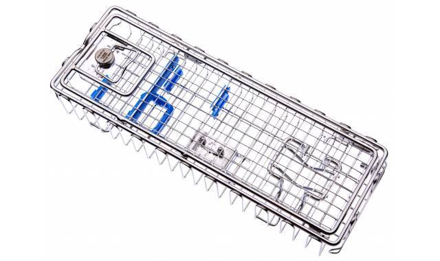 Sterilisatienet t.b.v. 1 EM navigatie-instrument