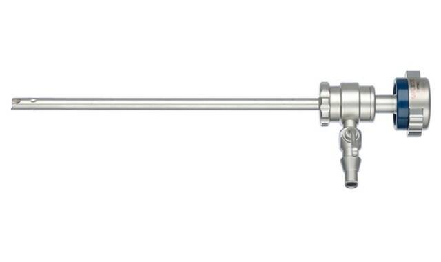 High-Flow Arthroscope Sheath, Ø 5.5 mm