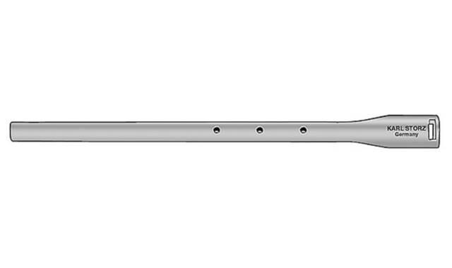 Beschermhuls voor optiek, lengte 46.8 mm.