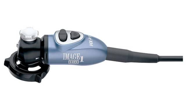 Image1 S HX-P FI camerakop voor PDD