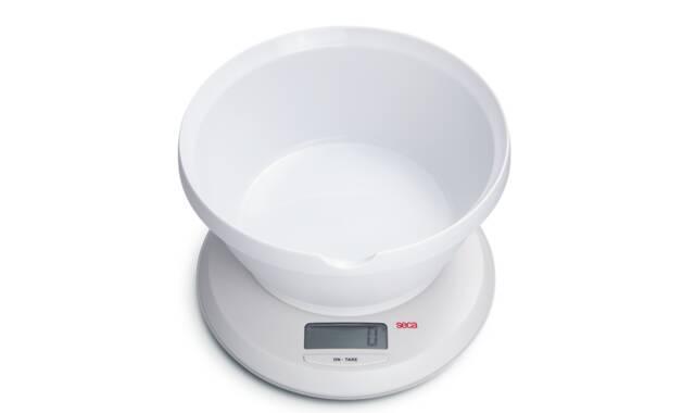 Seca - 852 Digitale keukenweegschaal