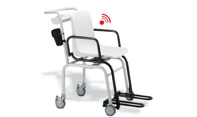 Seca - 959 digitale stoelweegschaal
