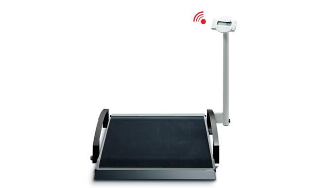 Seca - 665 elektronische rolstoelweegschaal