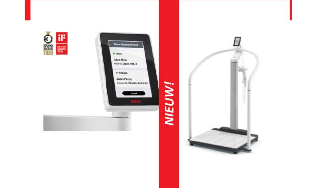 NEW! Seca Scale-up Line
