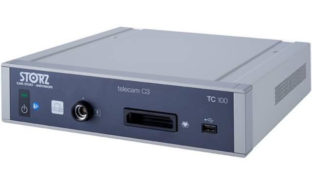 TELECAM C3, camera control unit, 2 camera inputs