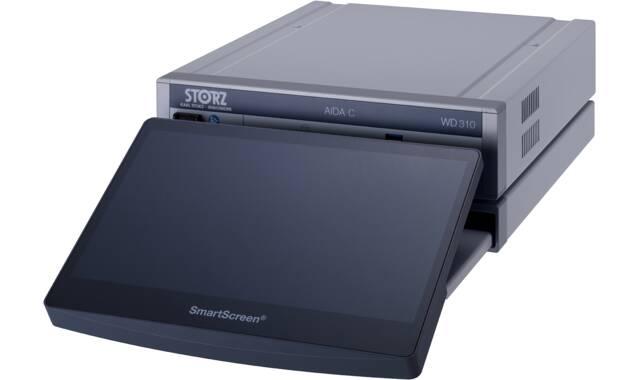 AIDA documentatiesysteem met SmartScreen
