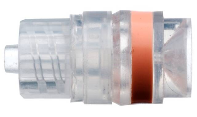 Luerlock connector, disp. steriel, verpakt per 10,