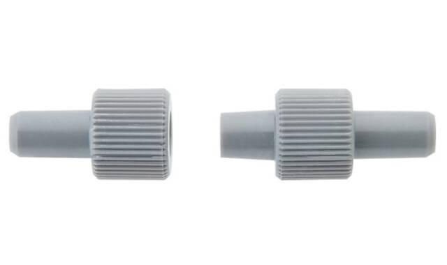 Set a 2 st.plastic connectoren